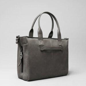 City Bag Dark Grey
