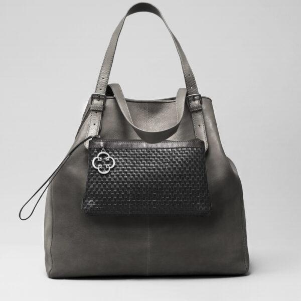 chalrose-clutch-black-doppio-dark-grey