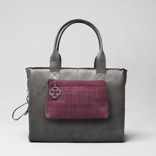 chalrose-clutch-bordeaux-city-bag-dark-grey