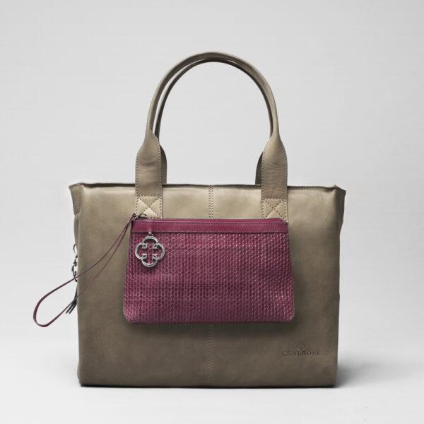 chalrose-clutch-bordeaux-city-bag-elephant-grey