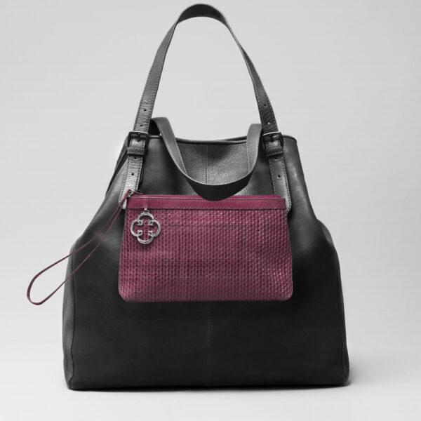 chalrose-clutch-bordeaux-doppio-black-matt