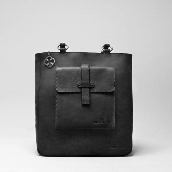 chalrose-crossbody-black-matt-back-shopper-black-matt