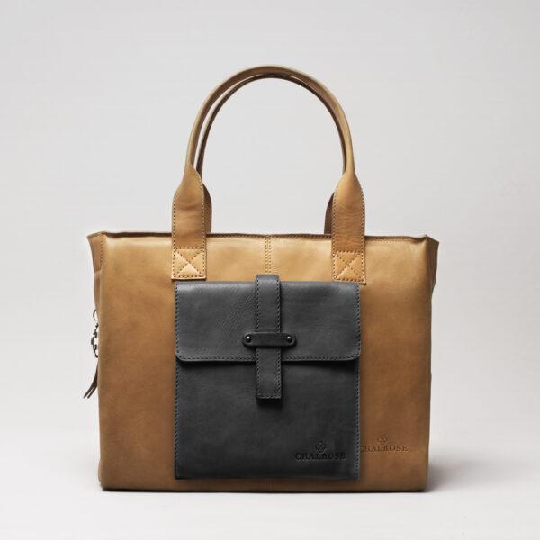 chalrose-crossbody-black-matt-city-bag-camel