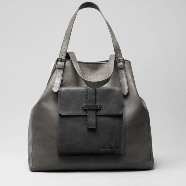 chalrose-crossbody-black-matt-doppio-dark-grey