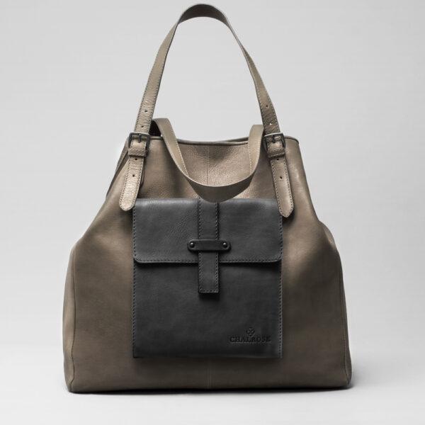 chalrose-crossbody-black-matt-doppio-elephant-grey