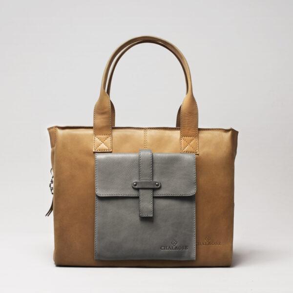 chalrose-crossbody-dark-grey-city-bag-camel