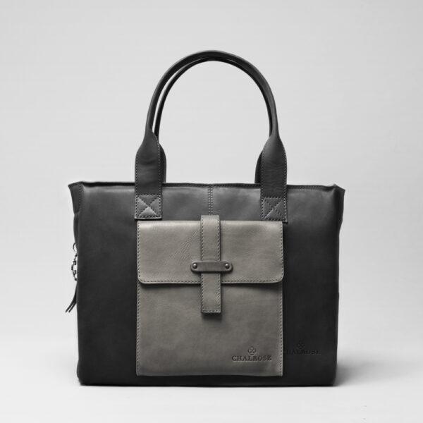 chalrose-crossbody-dark-grey-city-bag-waxy-black