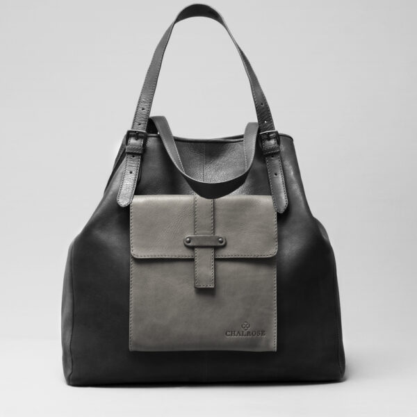 chalrose-crossbody-dark-grey-doppio-black-matt