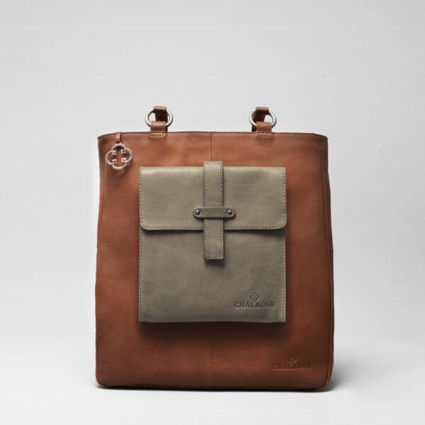 chalrose-crossbody-elephant-grey-back-shopper-cognac