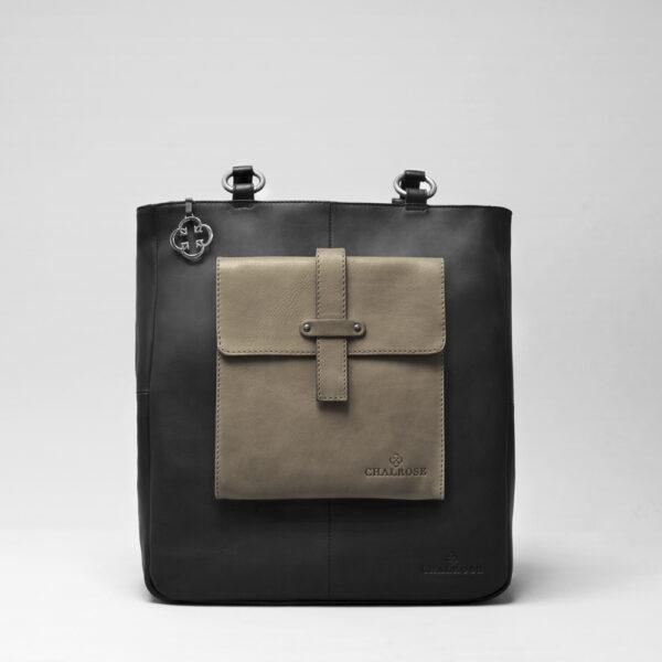 chalrose-crossbody-elephant-grey-back-shopper-waxy-black