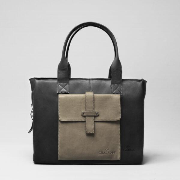 chalrose-crossbody-elephant-grey-city-bag-waxy-black