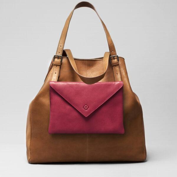 chalrose-envelop-clutch-red-doppio-tan