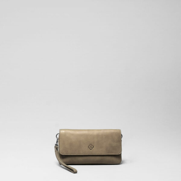 Wallet Elephant Grey