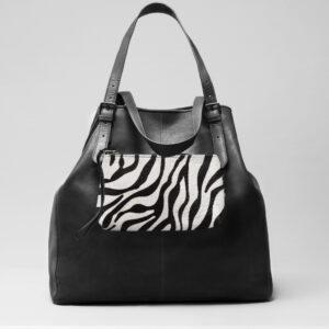 chalrose-click-zebra-doppio-black-matt
