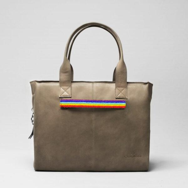 Pride Strap -City Bag Elephant Grey