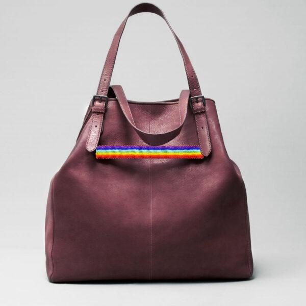 Pride Strap - Doppio Bordeaux