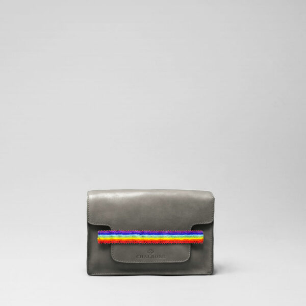 Pride Strap -Piccolo Dark Grey