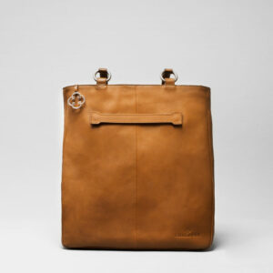 Back Shopper Camel
