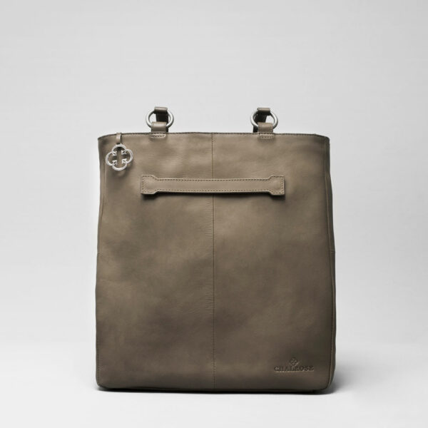Back Shopper Elephant Grey