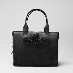 Bouquet Click Black Matt-City Bag Black Matt