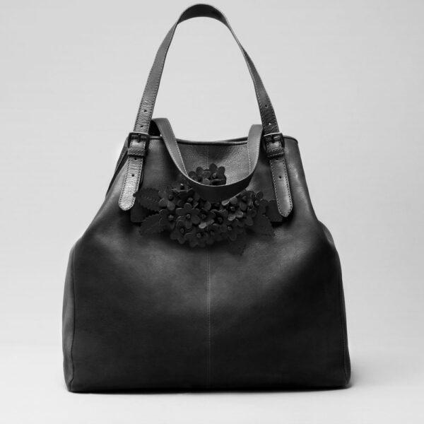 chalrose-click-bouquet-black-matt-doppio-black-matt