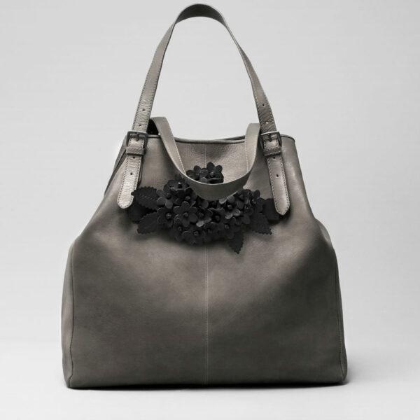 chalrose-click-bouquet-black-matt-doppio-dark-grey