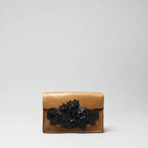 Bouquet Click Black Matt-Piccolo Camel