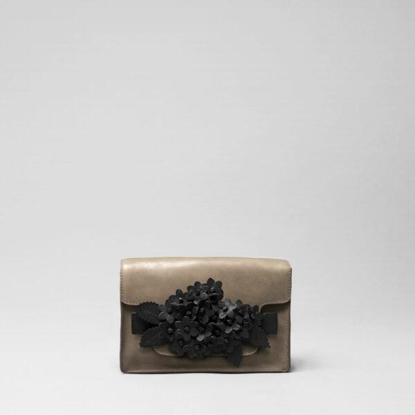 Bouquet Click Black Matt-Piccolo Elephant Grey