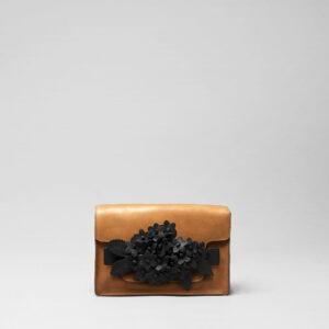Bouquet Click Black Matt-Piccolo Tan