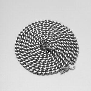 Chain Strap Silver