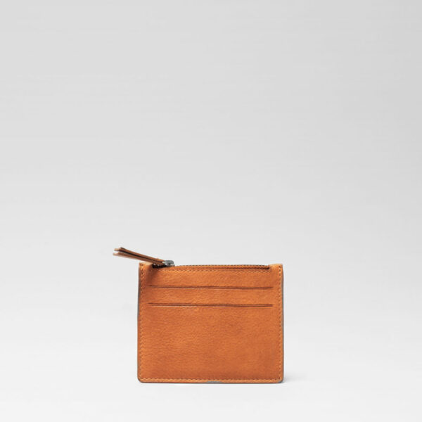 Coin Wallet Tan