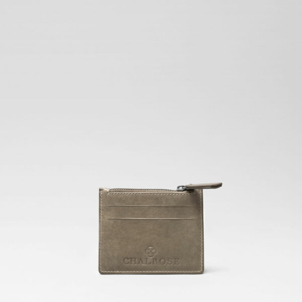 Coin Wallet Elephant Grey