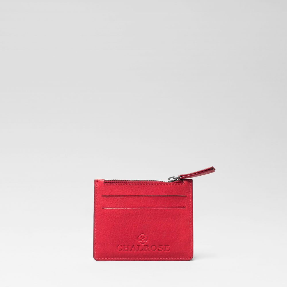 Coin Wallet Red