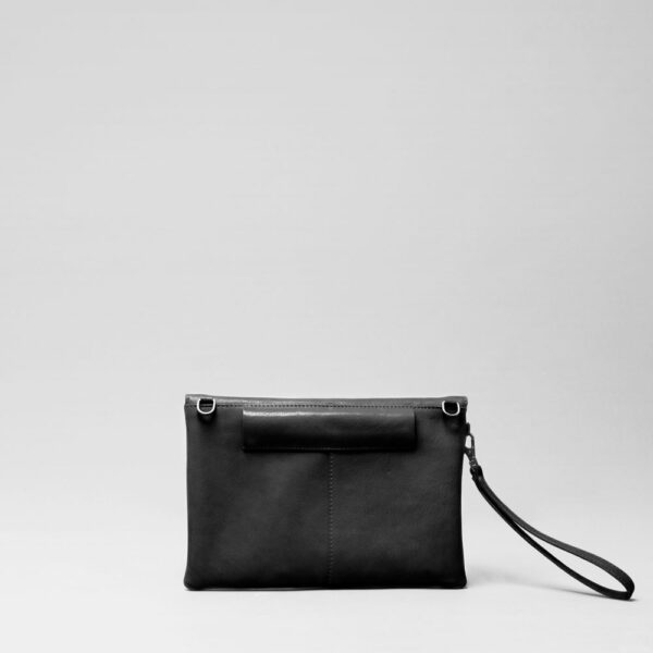 Envelop Clutch Black Matt