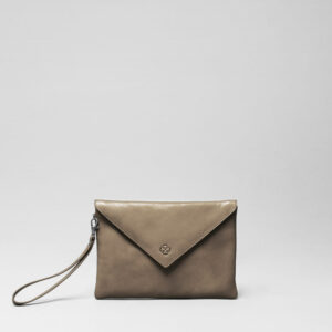 Envelop Clutch Elephant Grey