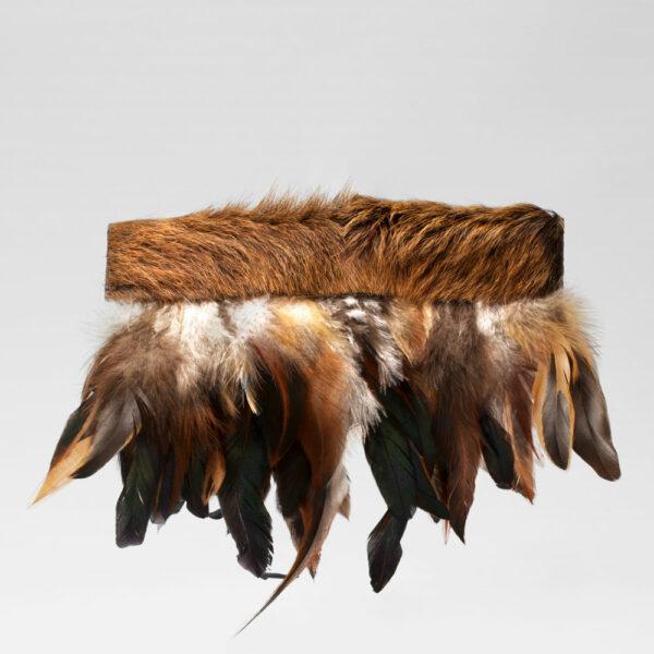 Feather Click Cognac