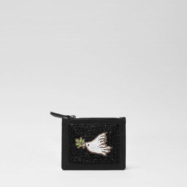 Coin Wallet Peace Bird
