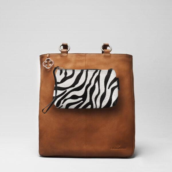 chalrose-click-zebra-back-shopper-tan