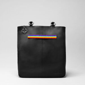 Pride Strap-Back Shopper Waxy Black