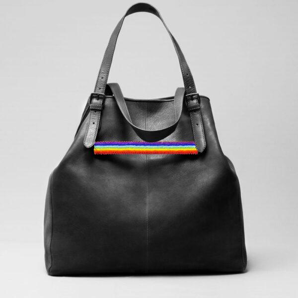 Pride Strap-Doppio Black Matt