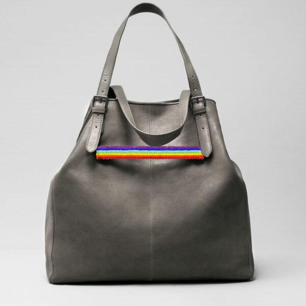 Pride Strap-Doppio Dark Grey