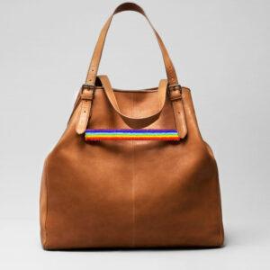 Pride Strap-Doppio Tan