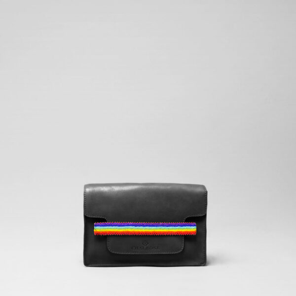 Pride Strap-Piccolo Black Matt