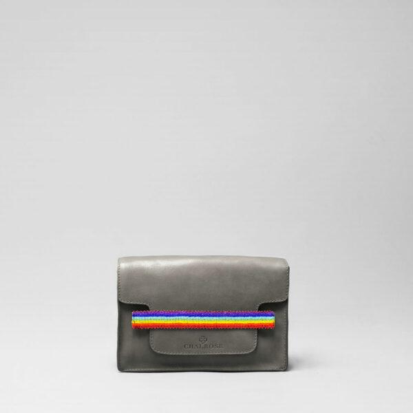 Pride Strap-Piccolo Dark Grey