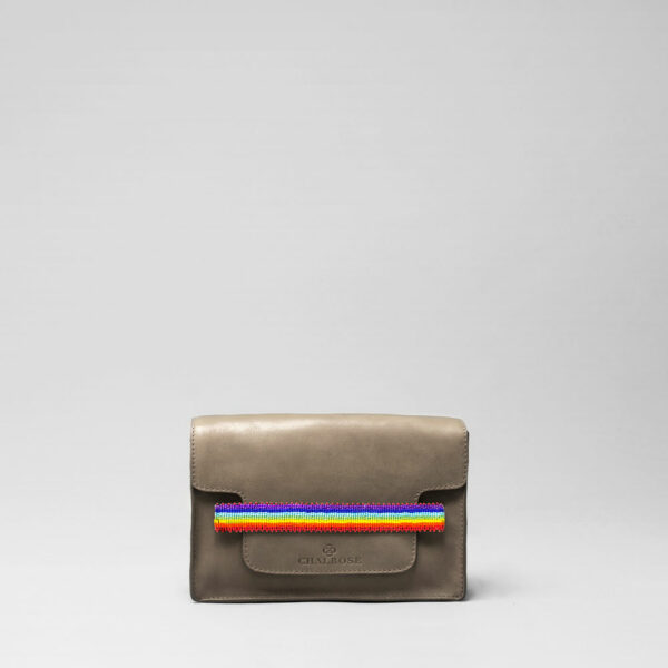 Pride Strap-Piccolo Elephant Grey