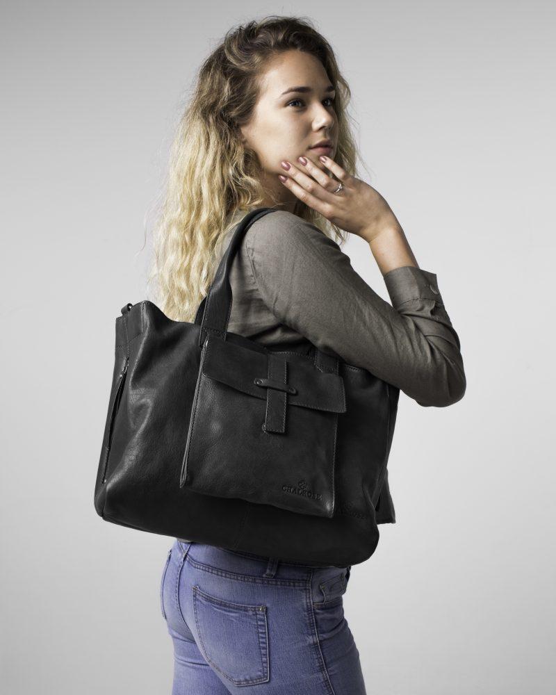 City Bag + Crossbody Click