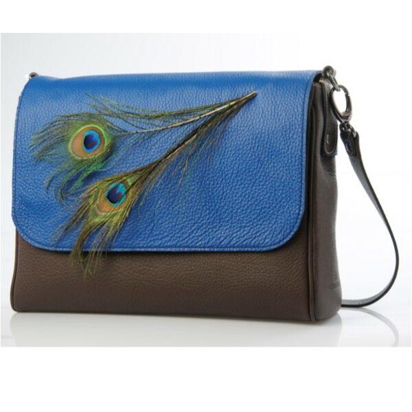 chalrose-medium-bag-brown-flap-pauw-blauw