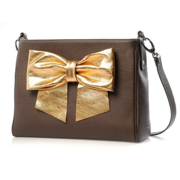 chalrose-medium-bag-dark-brown-click-strik-goud