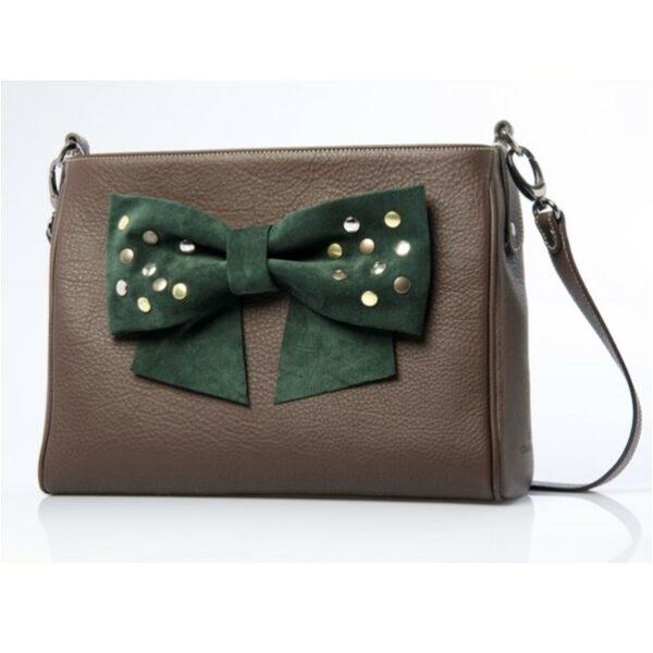 chalrose-medium-bag-dark-brown-click-strik-groen