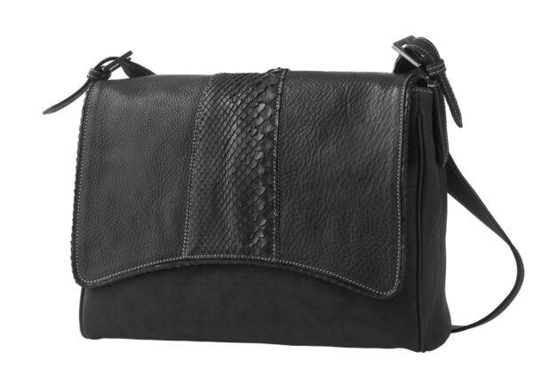 chalrose-medium-bag-black-flap-python